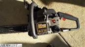 Craftsman Chainsaw CHAINSAW